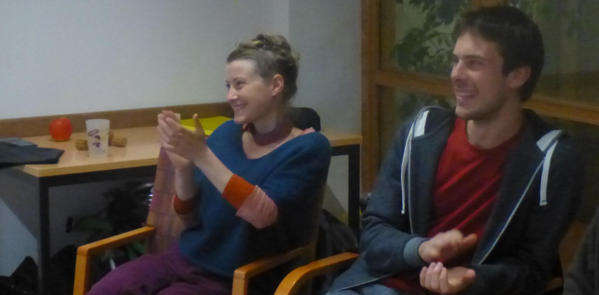 Formation « Lancer une initiative de transition » les 28 et 29 juin 2014 à Ciney-Rochefort