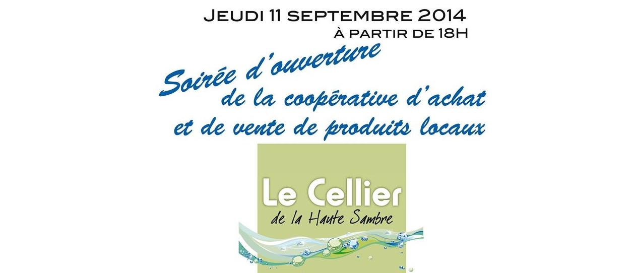 Haute Sambre en Transition : lancement d'une coopérative d'achat et de vente de produits locaux !!