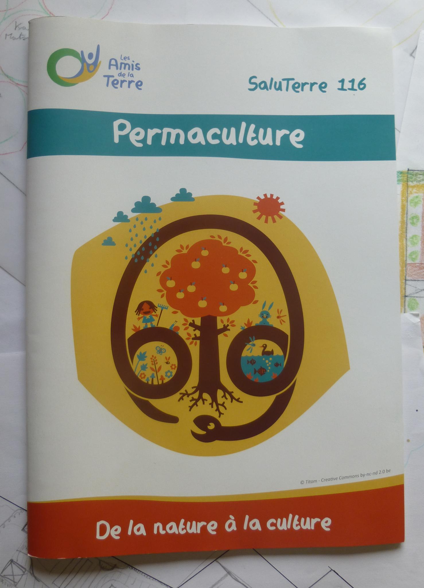 Permaculture de la nature la culture r seau for Rendement permaculture