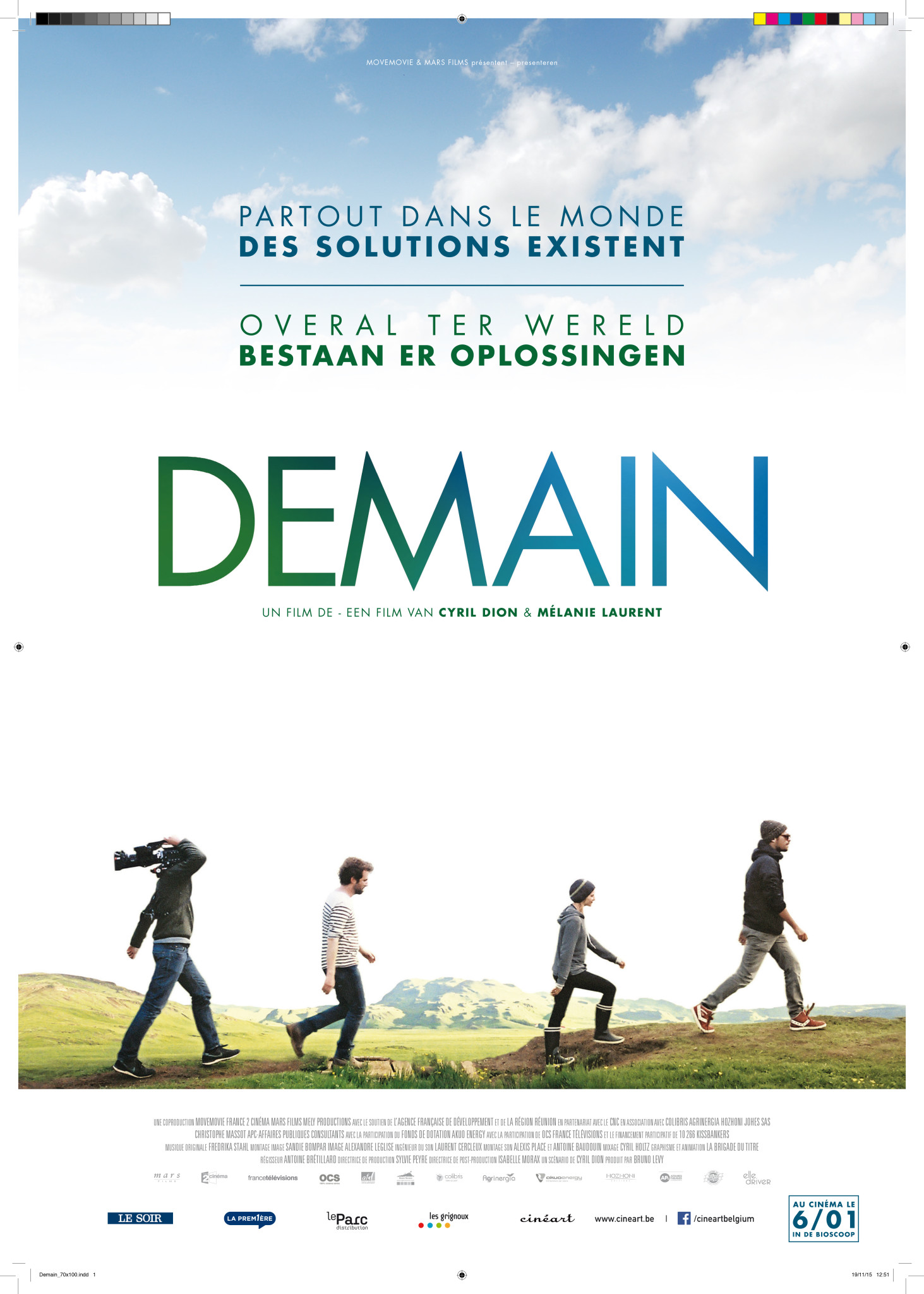 """Demain"", un film sur les actions positives, un film de transition?"