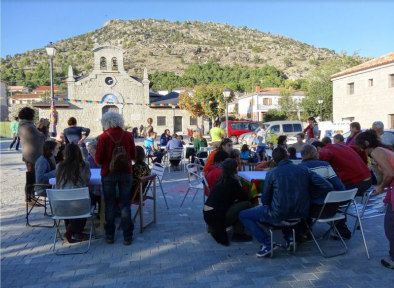 Zarzalejo Futuro: Scénarios futurs en Espagne
