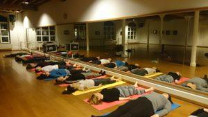 4 mars 2016 - Initiation au yoga
