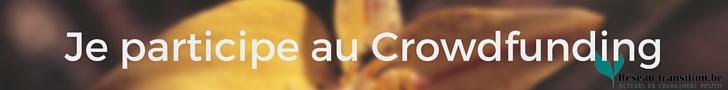 Je participe au Crowdfunding