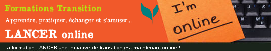 COMPLET : Formation online «Lancer une initiative», à partir du 20 octobre 2016, 1h30 une fois par semaine pendant 8 semaines