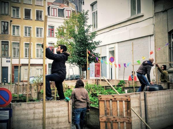 1000 Bruxelles en Transition fête ses 3 ans - L'occasion de jeter un coup d'oeil dans le rétroviseur...
