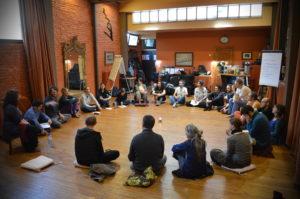 Activité de Transition intérieure en réunion