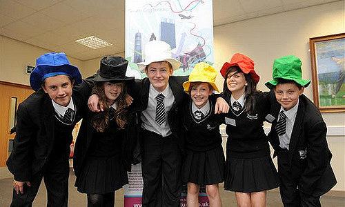 Les six chapeaux de Bono