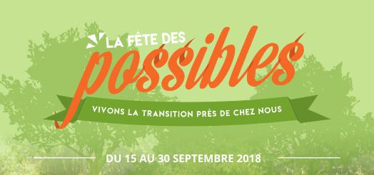 La Fête des Possibles – Plus de 120 événements à découvrir jusqu'au 30 septembre