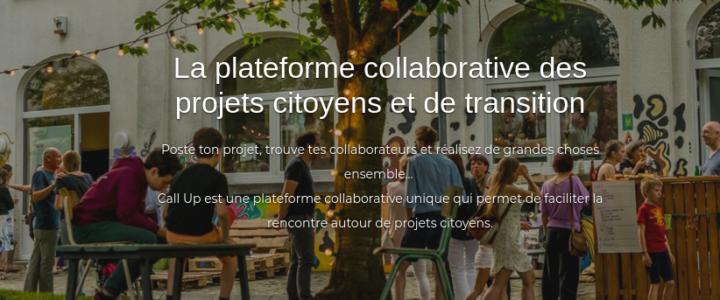 Call Up, la plateforme qui relie les bons collaborateurs aux bons projets