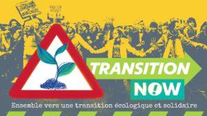 Transition Now! (clôture) - Agora du 25 mars @ Namur | Wallonie | Belgique