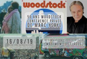 Conférence privée de Marc Ysaye sur les 50 ans du festival de Woodstock dans une ferme du Pays de Herve @ une ferme du Pays de Herve |  |  |