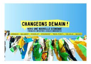 Assemblée ouverte de Changeons demain @ Espace culturel de Trois-Ponts | | |