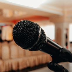 Parler de la transition à un public (Niveau débutant)