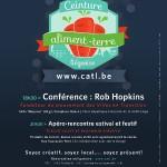 Ca bouge à Liège - Lancement de la ceinture aliment-terre