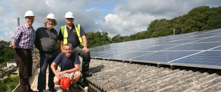 Les coopératives citoyennes de production d'énergie