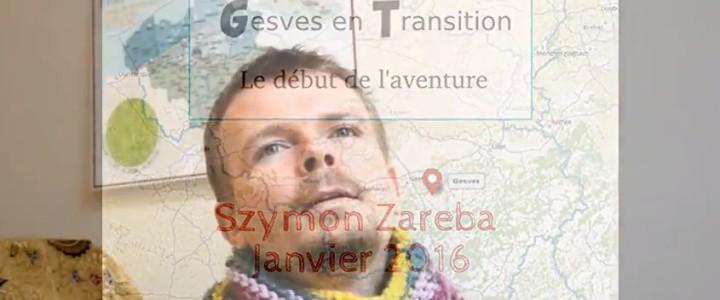 Interview de Szymon Zareba – Gesves en Transition, le début de l'aventure