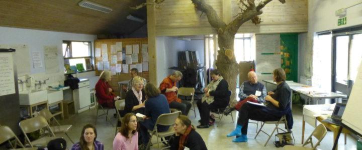 Formation « groupe efficace et gouvernance », les 4 et 5 février 2017 en région de Herve.