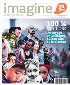 Le magazine Imagine et le Réseau Transition, un partenariat qui coule de source
