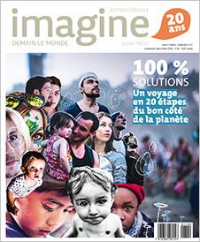 Le magazine Imagine et le Réseau Transition, un partenariat qui coule de source