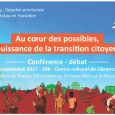 La puissance de la transition citoyenne dans la province du Luxembourg