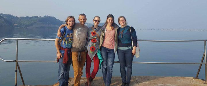 5 Formateurs belges se forment en Slovénie