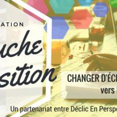 La Ruche en Transition : changer d'échelle vers l'entrepreneuriat!