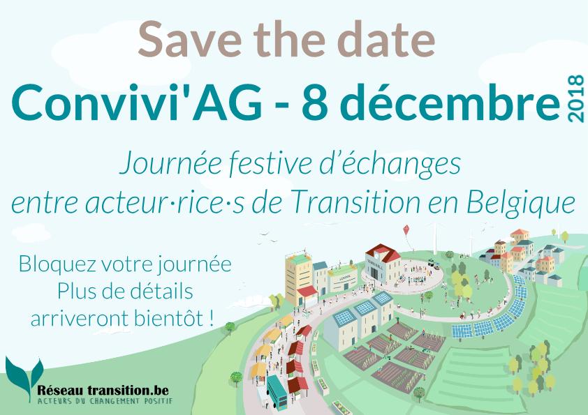 Convivi'AG du Réseau Transition