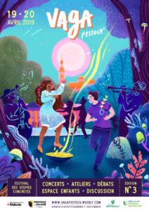 Vagafestoch' - 3ème édition @ Faculté d'agronomie de Gembloux | | |