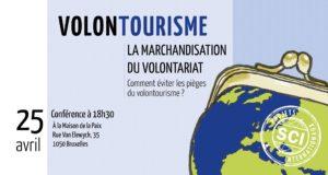 Volontourisme, la marchandisation du volontariat @ Maison de la Paix | | |