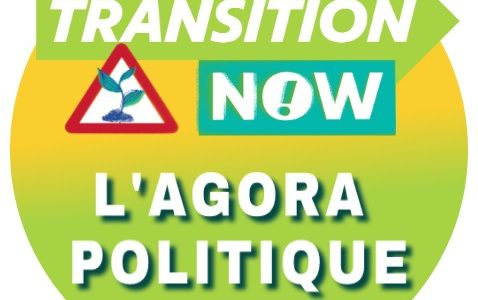 L'agora politique de Transition Now du 28 septembre à LLN