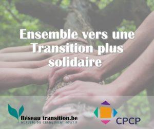 Une transition encore plus solidaire...