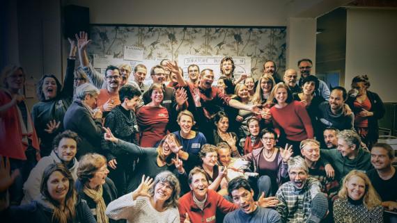 Convivi'AG 2019 à Ixelles