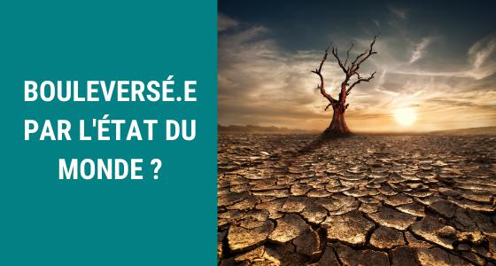 Confinement et Coronavirus : accueillir les émotions liées à l'état du monde – 1er groupe de parole et de soutien en ligne (Namur)