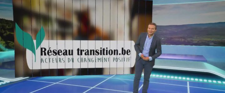Reportage sur la WooCoop de Waterloo en Transition – Quel Temps! RTBF