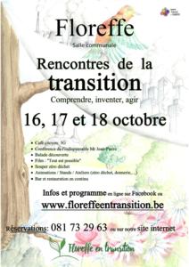 Rencontres de la Transition @ Floreffe @ Floreffe Salle Communale | | |