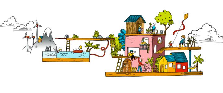 Formation en ligne «Citoyens à énergie positive» – Charleroi
