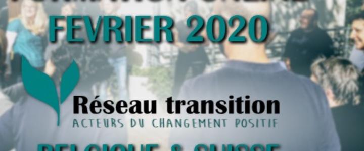 FORMATION : «Lancer une initiative» online du 9 février au 30 mars 2021