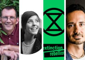(COMPLET) Rencontre inédite avec Rob Hopkins, Agnès Marlier, Pedro Correa, XR et des acteur.rice.s engagé.e.s dans la Transition